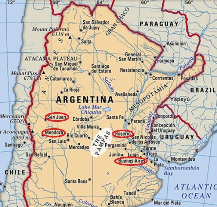 Walk Across South America in 1855 | Ultrarunning History