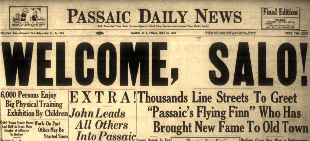 31: Johnny Salo – 1928 Bunion Derby Ultrarunning History podcast