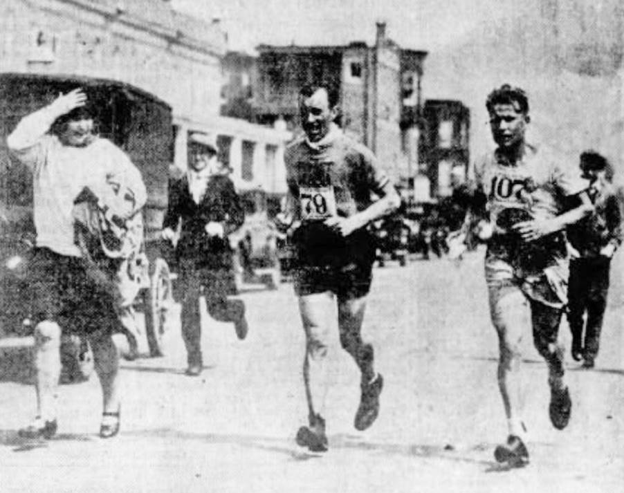 32: Johnny Salo – 1929 Bunion Derby Ultrarunning History podcast