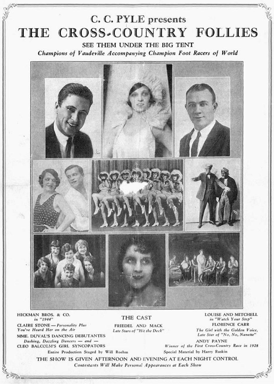 32: Johnny Salo – 1929 Bunion Derby Ultrarunning History podcast