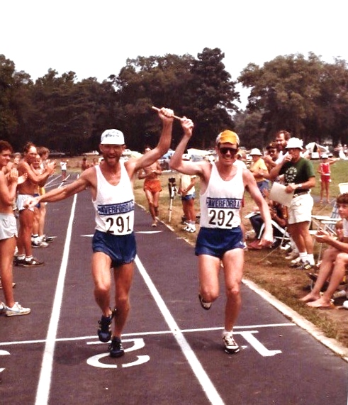 76: The 100-miler: Part 23 (1983) The 24-Hour Two-Man Relay